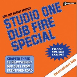Studio One - Dub Fire...