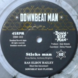 Ras Elroy Bailey - Sticks...