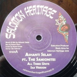 Ashanti Selah ft. The...