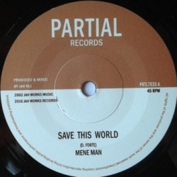 Mene Man - Save This World 7''