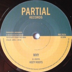Keety Roots - Why 7''