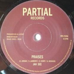 Jah See - Praises 7''