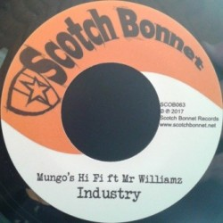 Mr Williamz - Industry 7''