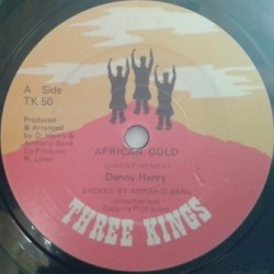 Danny Henry - African Gold 7''