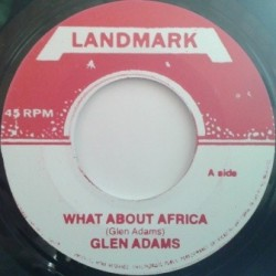 Glen Adams - What About...
