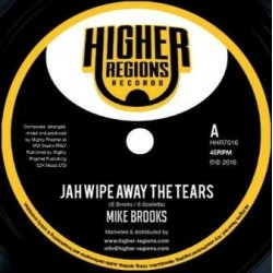 Mike Brooks - Jah Wipe Away...