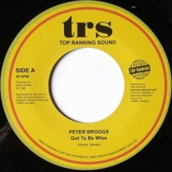 Peter Broggs - Got to be...