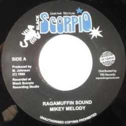 Mikey Melody - Ragamuffin...