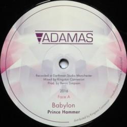 Prince Hammer - Babylon 12''