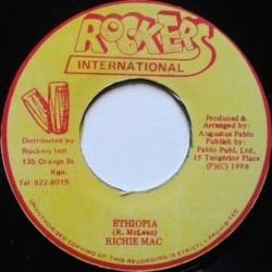 Ritchie Mac - Ethiopia 7''