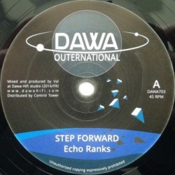 Echo Ranks - Step Forward 7''