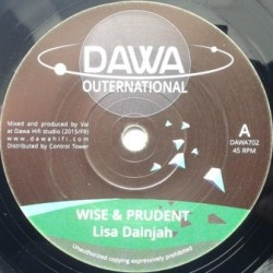 Lisa Dainjah - Wise and...