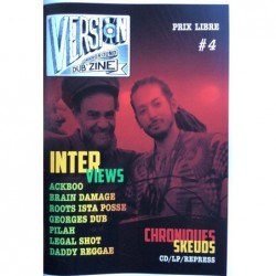 Version Underground Dub'Zine 4