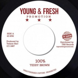 Teddy Brown - 100%