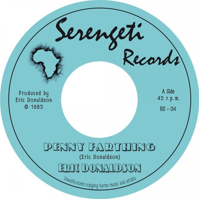 eric donaldson penny farthing