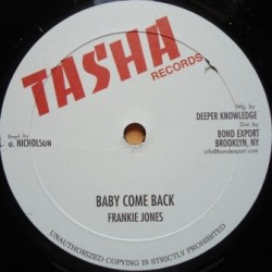 Frankie Jones - Baby Come...
