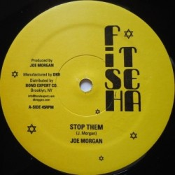 Joe Morgan - Stop Them 12''