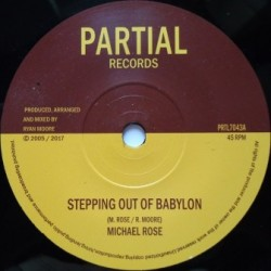 Michael Rose - Stepping out...