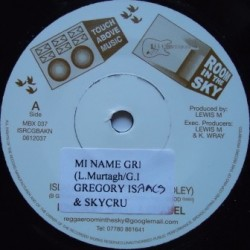 Gregory Isaacs - Mi Name...