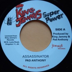 Pad Anthony - Assassinator 7''