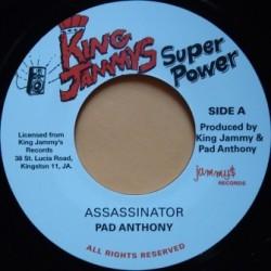 Pad Anthony - Assassinator 7''