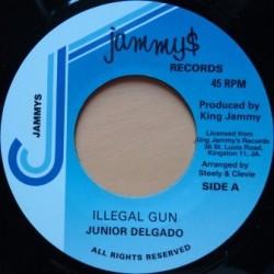 Junior Delgado - Illegal...