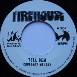 Courtney Melody - Tell Dem 7''
