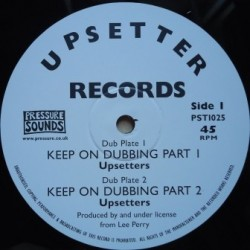 The Upsetters - Keep On...