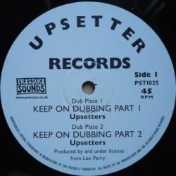 The Upsetters - Keep On...