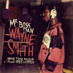 Wayne Smith - Mr Bossman LP