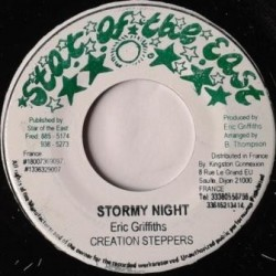 Creation Steppers - Stormy...