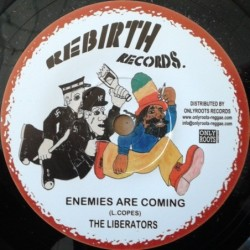 The Liberators - Enemies...