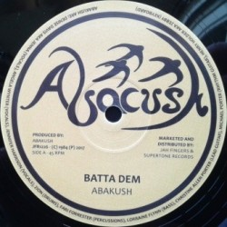 Abakush - Batta Dem / Rock...