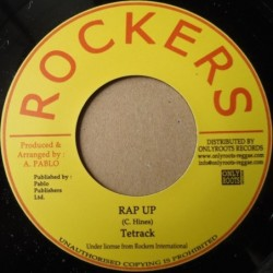 Tetrack - Rap Up 7''