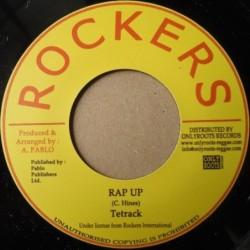 Tetrack - Rap Up 7''