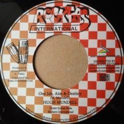 Hugh Mundell - One Jah, Aim...