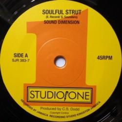 Sound Dimension - Soulful...