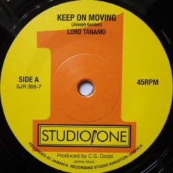 Lord Tanamo - Keep on...