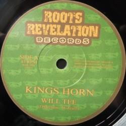 Will Tee - Kings Horn 7''