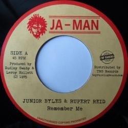 Junior Byles & Rupert Reid...