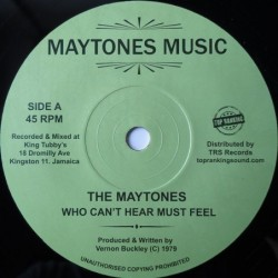 The Maytones - Who can't...