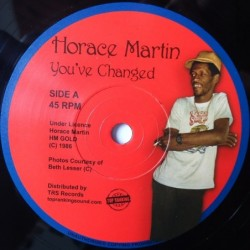 Horace Martin - You've...