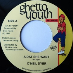 O'Neil Dyer - A Dat She...