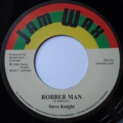Steve Knight - Robber Man 7''
