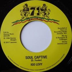 Igo Levy - Soul Captive 7''