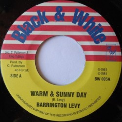 Barrington Levy - Warm &...