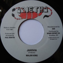 Major King - Jahovia 7''