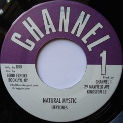 The Heptones - Natural...