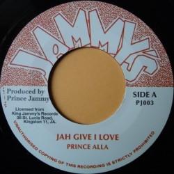 Prince Alla - Jah Give I...