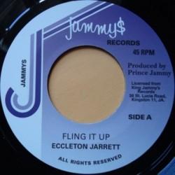 Eccleton Jarrett - Fling it...